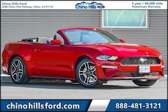 New 2020 Ford Mustang Convertible for sale in Chino, CA