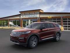 New 2020 Ford Explorer Platinum SUV For Sale in Steamboat Springs, CO