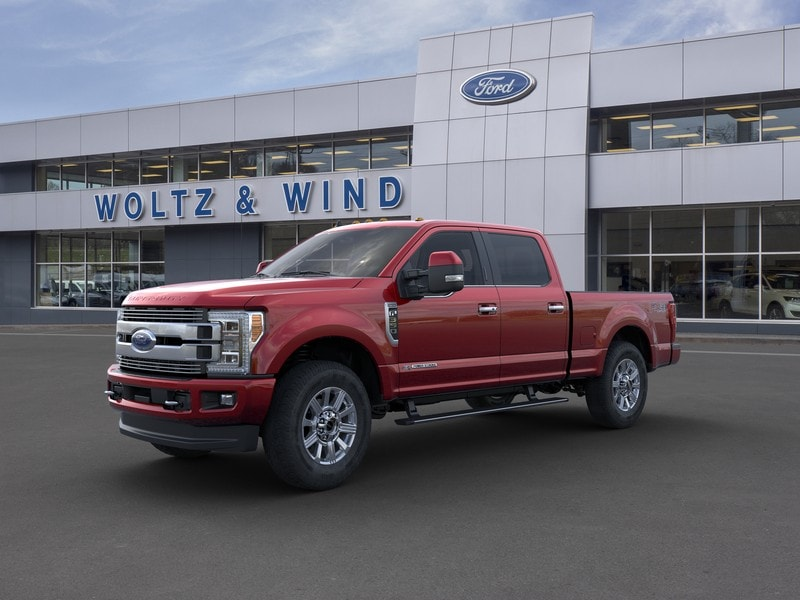 2019 Ford F-350 Limited Truck Crew Cab 1FT8W3BT1KEE99939