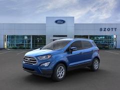 New 2020 Ford EcoSport SE SUV MAJ3S2GE2LC326749 in Holly, MI