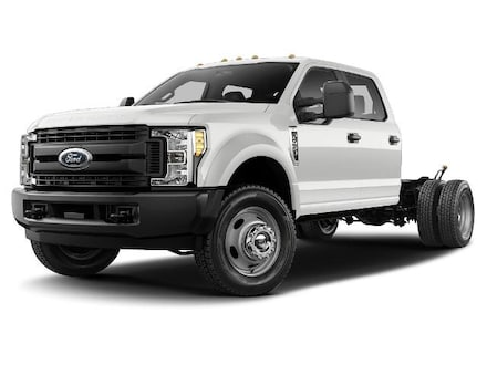 2019 Ford F-550 Chassis F-550 XL Truck Crew Cab