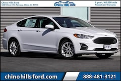 New 2020 Ford Fusion SE Sedan for sale in Chino, CA