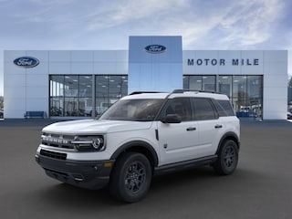 New 2021 Ford Bronco Sport Big Bend SUV in Christiansburg, VA