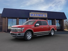 New 2020 Ford F-150 Lariat Truck in Great Bend near Russell