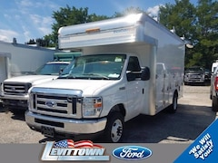 New 2019 Ford E-450 Cutaway Duracube Max Body 14 Truck 1FDXE4FS5KDC43200 in Long Island