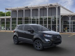 New 2020 Ford EcoSport S SUV F4858 in Altoona, PA