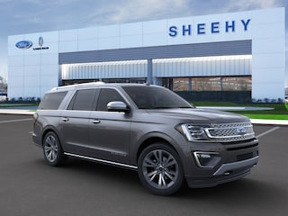 New 2021 Ford Expedition Max Platinum SUV in Warrenton, VA