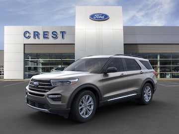 2021 Ford Explorer SUV