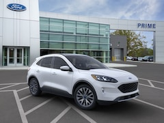 New 2020 Ford Escape Titanium SUV in Auburn, MA