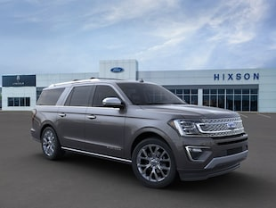 2019 Ford Expedition Platinum MAX SUV 4X2