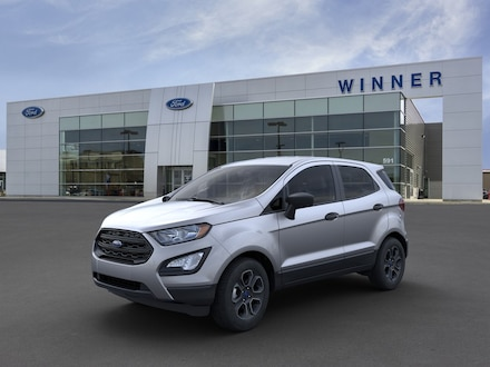 Featured new 2021 Ford EcoSport S SUV for sale in Dover, DE