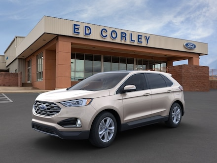 New 2020 Ford Edge SEL Crossover for sale in Grants, NM