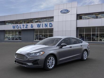 2020 Ford Fusion Hybrid COURTESY LOANER SAVE BIG Sedan 3FA6P0LU7LR144904