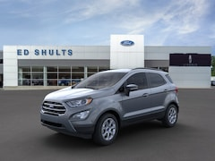 New 2020 Ford EcoSport SE SUV JF20027 in Jamestown, NY