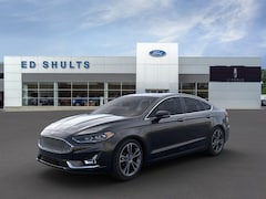 New 2020 Ford Fusion Titanium Sedan JF20011 in Jamestown, NY