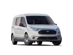 2019 Ford Transit Connect XLT Passenger Wagon Extended Rear Symmetrical Door Van