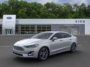 2020 Ford Fusion Titanium Sedan 3FA6P0D97LR178612