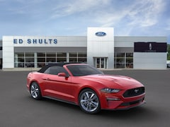 New 2020 Ford Mustang EcoBoost Premium Convertible in Jamestown, NY