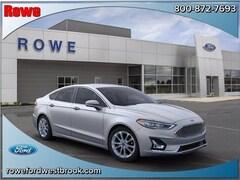 2020 Ford Fusion Plug-in Hybrid Titanium Sedan