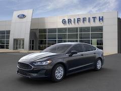 2020 Ford Fusion S Front-wheel Drive Sedan