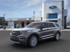New 2020 Ford Explorer XLT SUV for sale in Lebanon, NH