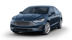 New 2020 Ford Fusion SE Sedan JF20008 in Jamestown, NY