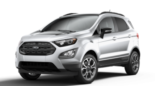 New 2019 Ford EcoSport SES Crossover for sale in Huntsville
