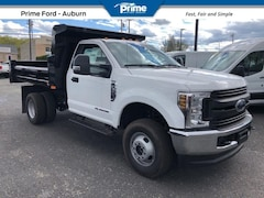 New 2019 Ford F-350 Chassis XL Cab/Chassis in New England
