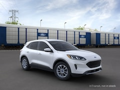 New 2020 Ford Escape SE SUV 1FMCU9G67LUC16257 in Rochester, New York, at West Herr Ford of Rochester