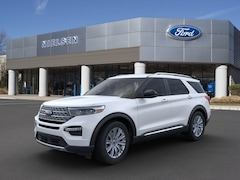 New 2021 Ford Explorer Limited SUV For Sale in Sussex, NJ