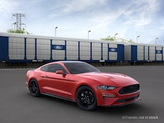 New 2020 Ford Mustang Ecoboost Coupe 1FA6P8TH9L5162387 in Rochester, New York, at West Herr Ford of Rochester