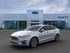 New 2020 Ford Fusion SE Sedan in Holly, MI