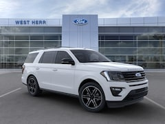 New 2021 Ford Expedition Limited SUV FHX210452 in Getzville, NY