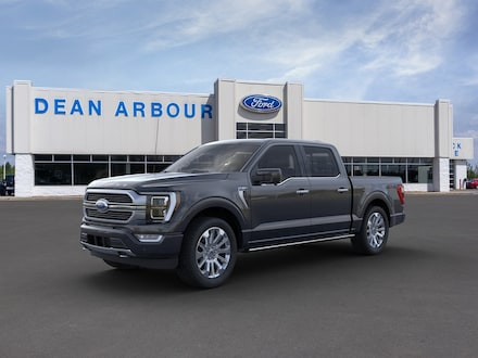 Featured New 2021 Ford F-150 Limited Truck for Sale in West Branch, MI