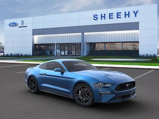 New 2020 Ford Mustang Ecoboost Premium Coupe in Richmond, VA