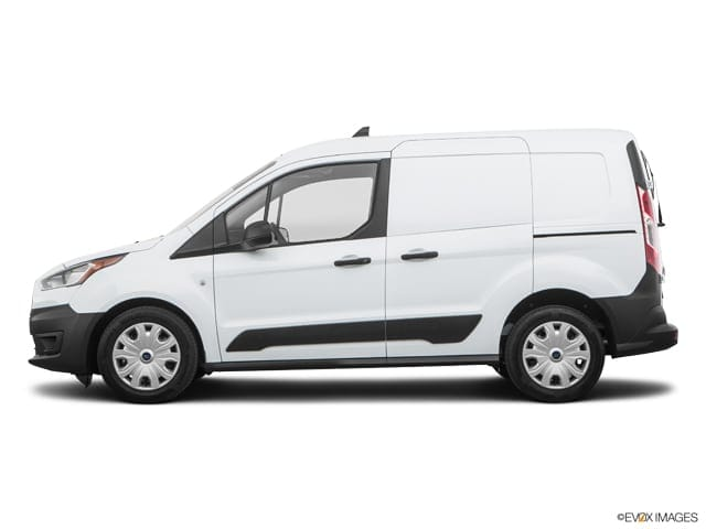 2020 Ford Transit Connect Van XL Van