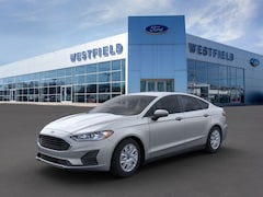 2020 Ford Fusion S S FWD