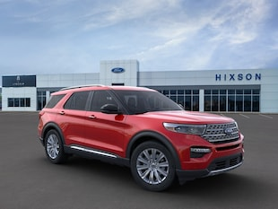 2020 Ford Explorer Limited SUV Rear Wheel Drive