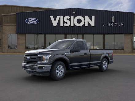 2019 Ford F-150 XL 4x4 Regular Cab Styleside 6.5 ft. box 122 in. W Truck Regular Cab