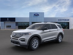 New 2020 Ford Explorer Limited SUV for sale in East Hartford, CT.