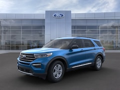 New 2021 Ford Explorer XLT SUV 1FMSK8DH7MGA29814 for sale in Imlay City