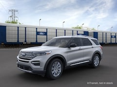 New 2020 Ford Explorer Limited Sport Utility Idhao Falls