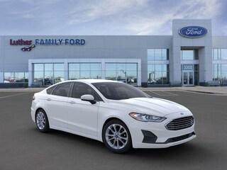 2020 Ford Fusion SE Car