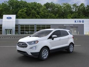 2020 Ford EcoSport SE Crossover MAJ6S3GL7LC371008