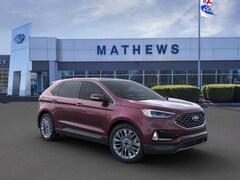 2020 Ford Edge Titanium SUV 2FMPK4K9XLBA36496