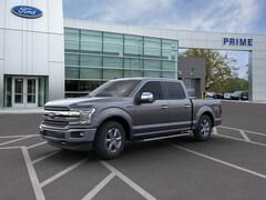 New 2020 Ford F-150 Lariat Truck in Auburn, MA