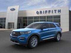 2020 Ford Explorer XLT 4x2 SUV