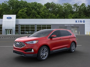 2020 Ford Edge Titanium Crossover 2FMPK4K96LBA75313