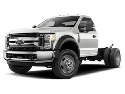 2019 Ford F-550 XL Truck