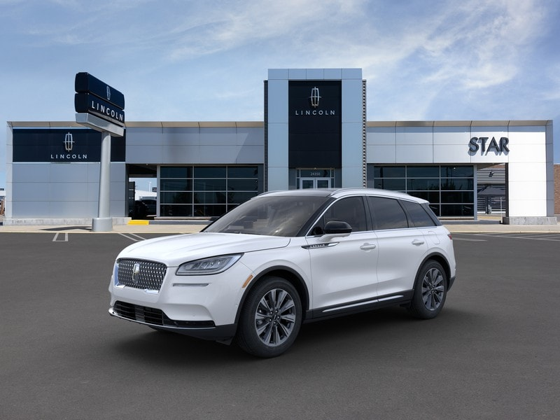 2020 Lincoln Corsair Crossover